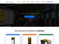 Détails : Concepteur d'applications tactiles pour points de vente