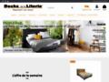 Détails : Literie de grande marque sur Internet chez Docks-Literie