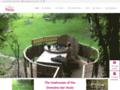 Voir la fiche détaillée : Domaine des Vaulx - Cabanes dans les arbres