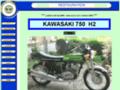 Détails :  Kawasaki 750H2