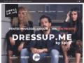 Voir la fiche détaillée : Dress up.Me by Spirit prêt à porter, chaussures et accessoires hommes femmes