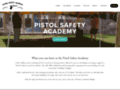 Pistol Safety Academy