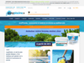 EasyPiscine, vente de brome piscine en ligne