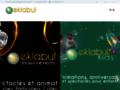 Voir la fiche détaillée : Matériel de magie et de cirque - Eklabul