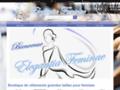 Elegantia Feminae - Boutique de vêtements grandes tailles pour femmes