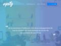 equity : Agence-conseil Création et référencement de sites web  Casablanca