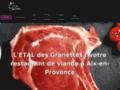 Voir la fiche détaillée : Restaurant spécialité viande à aix en provence et salon fumoir