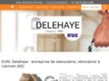 Détails : Menuisier Béthune - Travaux de menuiserie, de fermeture et aménagement extérieur Nord-Pas-de-Calais