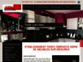 Détails : Ebénisterie, fabrication de meubles à Grenoble