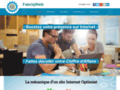 Voir la fiche détaillée : Creation de site internet facilement avec FabriqWeb