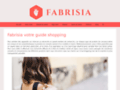 Fabrisia guide shopping
