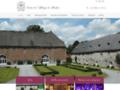 La Ferme de l'Abbaye de Moulins à Dinant