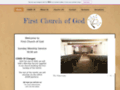 Details : First Church of God