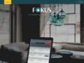 Fokus - Application Etat des lieux sur tablette