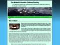 Details : British Columbia Folklore Society