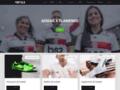 Voir la fiche détaillée : Actualités des chaussures et maillots de football