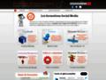 Voir la fiche détaillée : formation réseaux sociaux