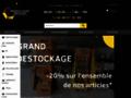 Voir la fiche détaillée : Fournitures pour le batiment - Vetements pro - eclairage - Cproetnet