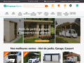 Détails : abri jardin en métal, bois ou PVC - FranceAbris.com