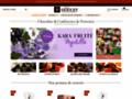 Voir la fiche détaillée : truffes au chocolat