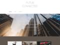 Futur Connected site d'objets et appareils connectés
