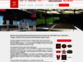 Détails : Fabricant de parasols de jardin et parasols professionnels : pour forains, marchés (excentrés, chauf