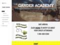 Details : Gander Academy
