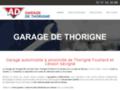 Voir la fiche détaillée : Garage auto AD à Cesson-Sévigné