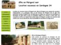 Gîte en Périgord noir Dordogne