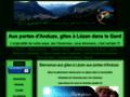 Voir la fiche détaillée : Aux portes d'Anduze, gites a Lezan, Gard