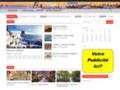 Détails : Site de communiqués de presse voyages/tourisme