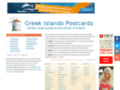 Details : Greek Islands Postcards