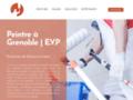 Voir la fiche détaillée : Artisan Peintre Grenoble - EVP Peinture à Vizille