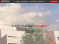 Voir la fiche détaillée : Promoteur immobilier à Montpellier et La Réunion