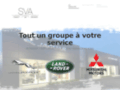 Voir la fiche détaillée : SVA Land Rover Jaguar Mitsubishi