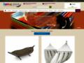 Voir la fiche détaillée : Hamac Store Hamac à barre
