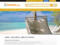 Détails : Les chaises hamacs