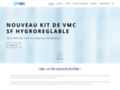 Détails : HBH ventilation - VMC double flux - VMC - Aération - Récupération d'air chaud