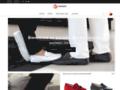 Détails : Les chaussures mocassins