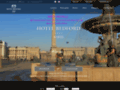 Détails : Hôtel de luxe Paris la Madeleine