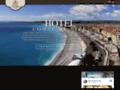 Détails : Un séjour à l'hôtel de charme à Nice