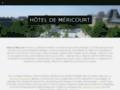 Détails : Hôtel de Méricourt