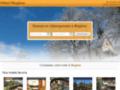 Site de comparaison d'hôtels Megeve
