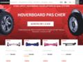 Voir la fiche détaillée : hoverboard hoverstar.Fr