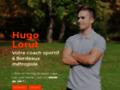 Hugo Lorut Coach sportif