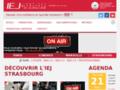 Ecole de Journalisme Strasbourg