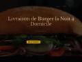 Détails : livraison de nuit / I love burger