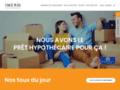 Voir la fiche détaillée : Prêt hypothécaire Imeris