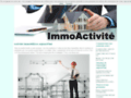 Détails : immo-activite
