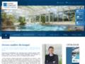 Fabriquant d'abri de piscine (Belgique - France)